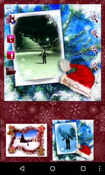 Christmas Photo Frames Collage apk screenshot