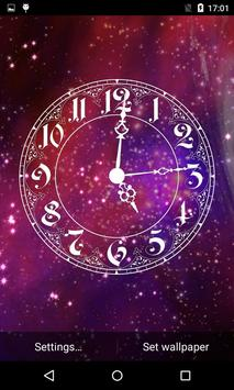 Analog Clock Live Wallpaper screenshot 4