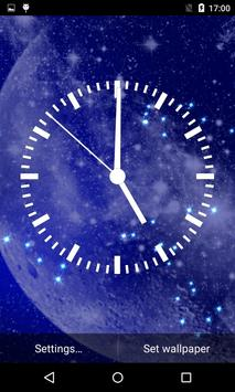Analog Clock Live Wallpaper screenshot 3