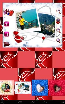 Lovely Photo Frames Collage Free apk screenshot