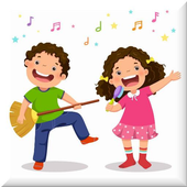 Sing Games for kids player icon
