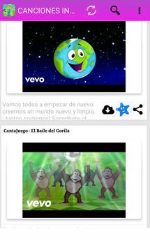 Sing Games for kids player screenshot 1