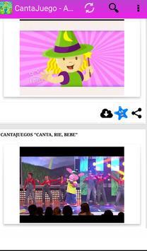 Sing Games for kids player screenshot 2