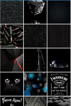dark wallpaper background screenshot 1