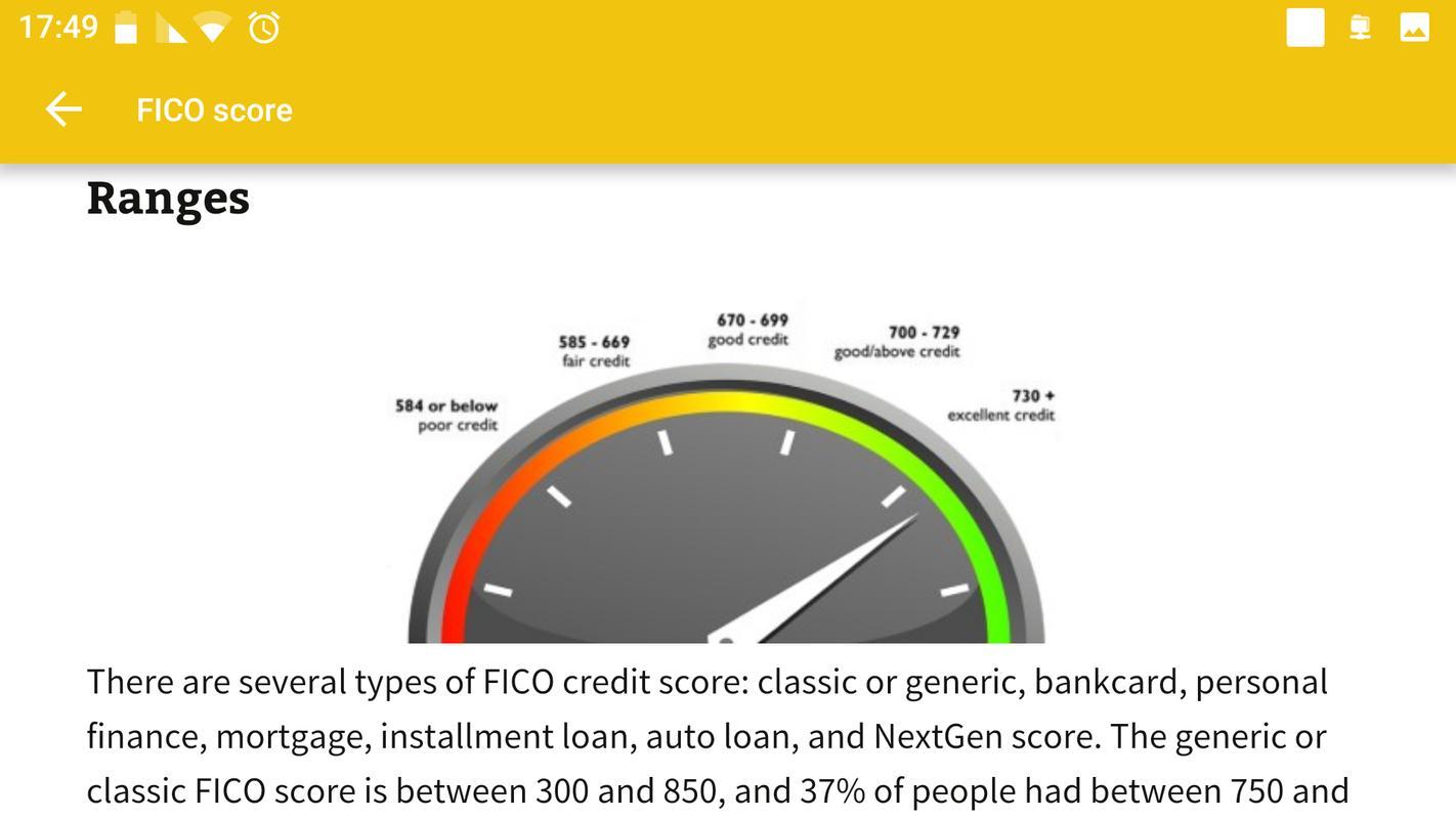 730 Credit Score >> Free Credit Score Simple Guide Apk Download Gratis