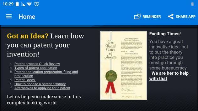 Patent Your Idea - Free Guide poster