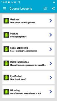 Body Language Course screenshot 11