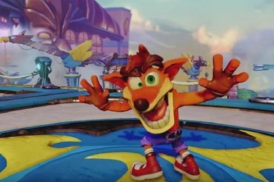 New Crash Bandicoot 3 Tips poster