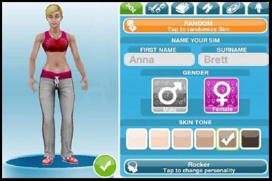 New The Sims FreePlay Tips screenshot 3