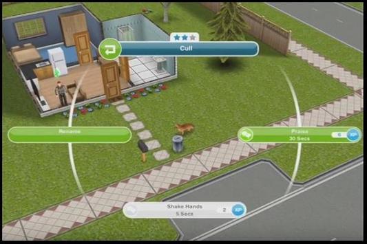 New The Sims FreePlay Tips screenshot 4