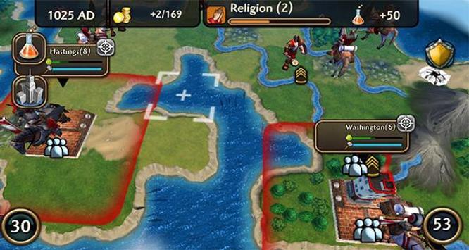Guide Civilization Revolution2 poster