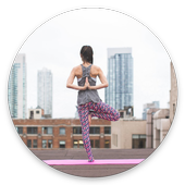 Yoga Daily Weight loss & Fitness icon