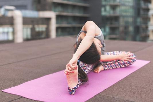 Yoga Daily Weight loss & Fitness screenshot 1