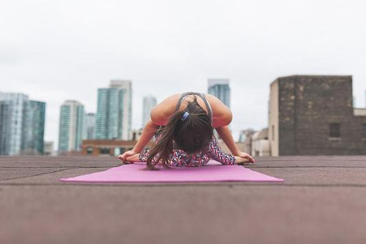 Yoga Daily Weight loss & Fitness screenshot 3