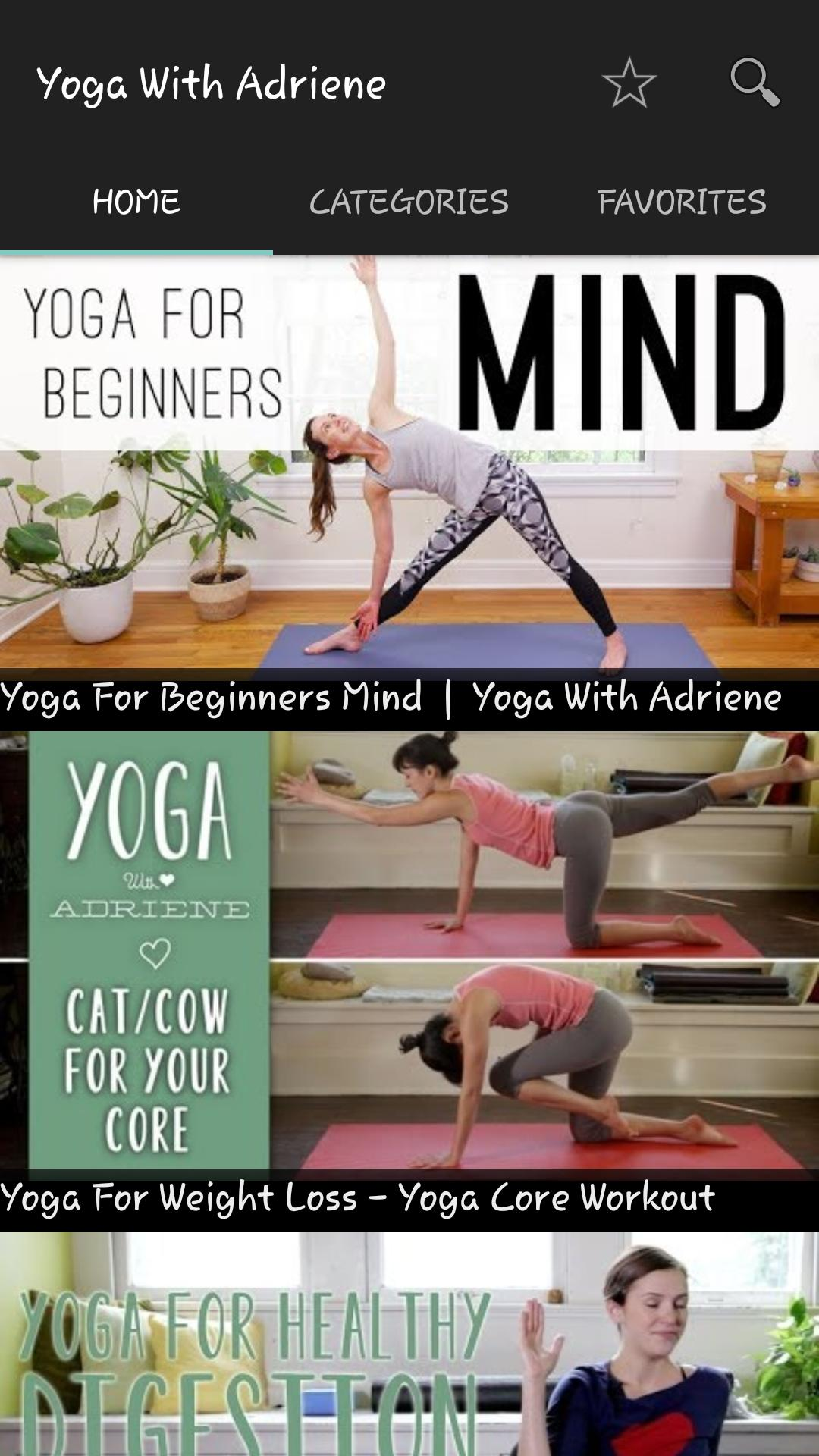 Yoga With Adriene for Android - APK Download