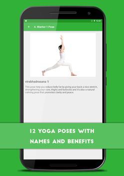 Belly Fat Yoga screenshot 6