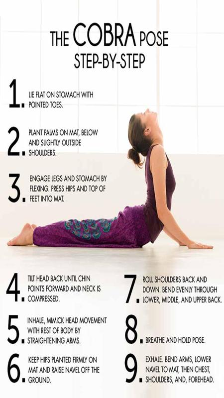 Yoga Exercise For Weight Loss At Home Screenshot 2