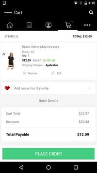 FashionShop screenshot 3