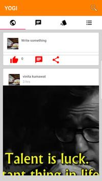 YOGI apk screenshot