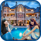 Luxury Frame Photo Editor - Blend Me Collage icon