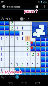 Minesdroid (Minesweeper) poster