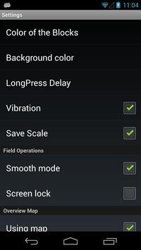 Minesdroid screenshot 2
