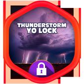 Thunder Storm Yo Locker HD icon