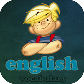 english vocabulary learning icon