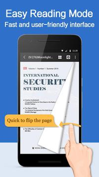 EBook Reader Pro screenshot 1