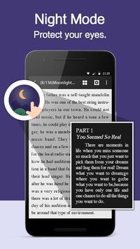 EBook Reader Pro screenshot 2