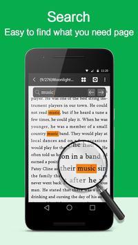 EBook Reader Pro screenshot 4