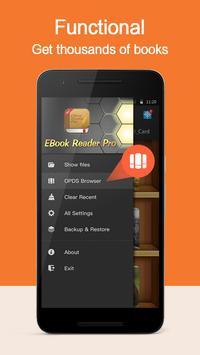 EBook Reader Pro screenshot 5