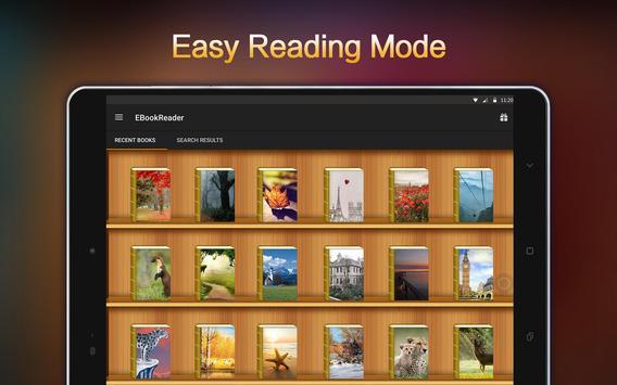 EBook Reader Pro screenshot 6