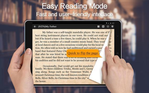 EBook Reader Pro screenshot 7