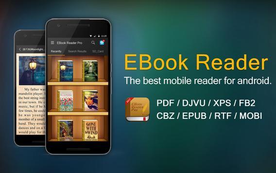 EBook Reader Pro screenshot 8