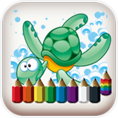 Coloring - UnderWater icon