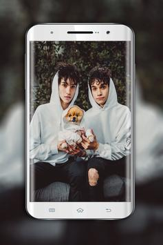 Lucas And Marcus Wallpapers HD poster