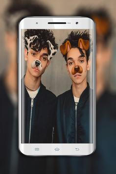 Lucas And Marcus Wallpapers HD screenshot 2
