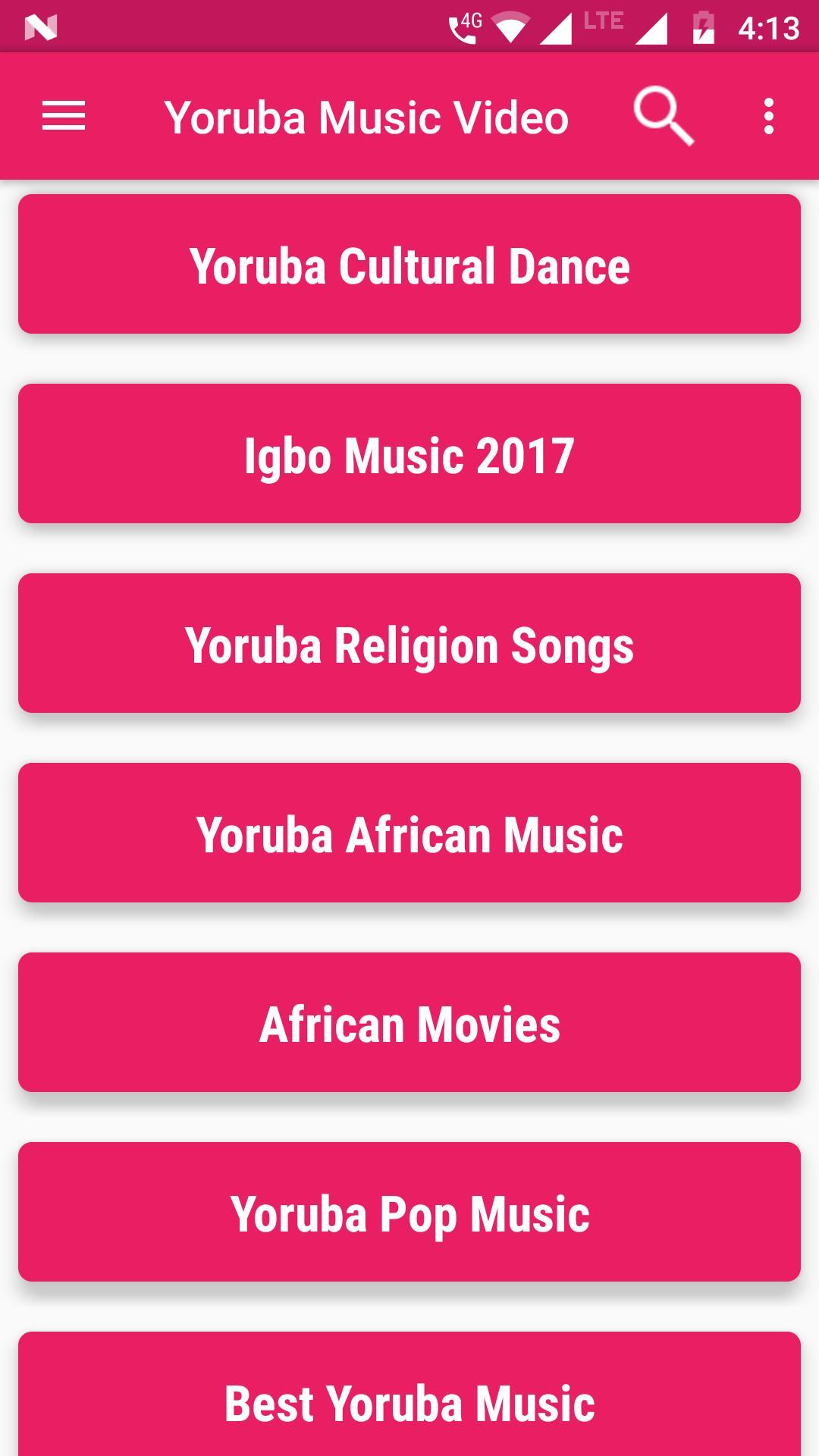 Yoruba Music Songs : Yoruba Nigerian Gospel Music for