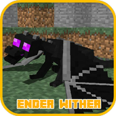 Ender Wither Mod MCPE icon