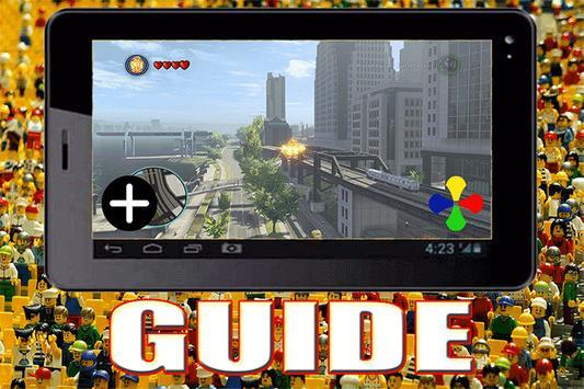 Guide for LEGO MARVEL SupeHero screenshot 1