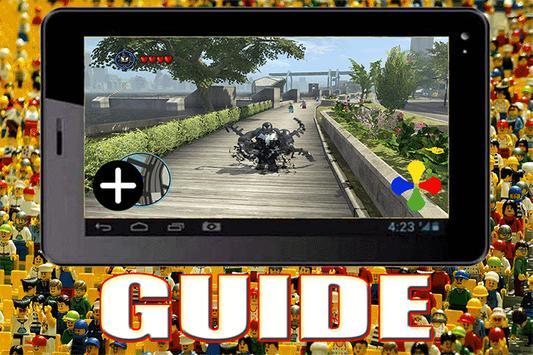 Guide for LEGO MARVEL SupeHero screenshot 8