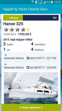 Yapp by Yacht Charter Guru screenshot 2