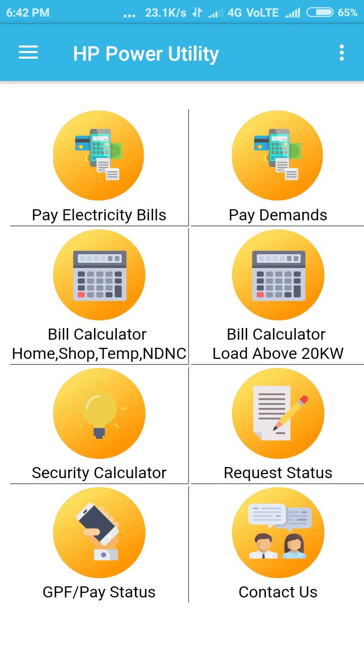 HP Power Utility for Android - APK Download