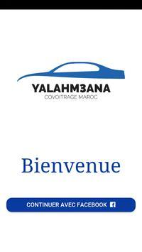 Yalahm3ana -Covoiturage maroc poster