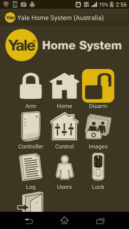 Yale Home System Australia For Android Apk Download