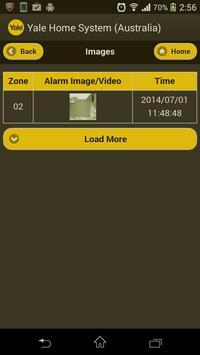 Yale Home System(Australia) apk screenshot