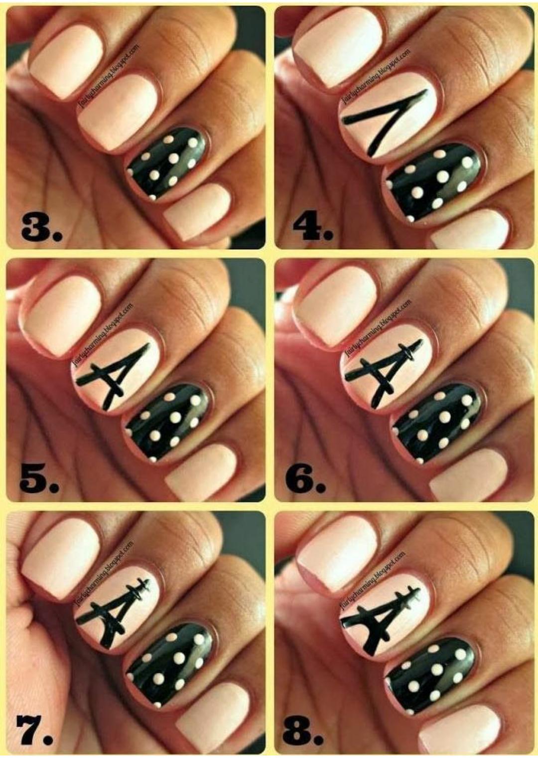Aplikasi Collection of Nails Designs