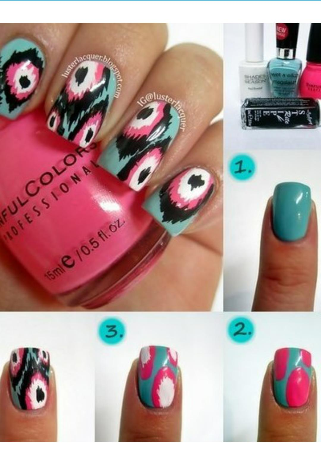 Collection of Nails Designs buat android