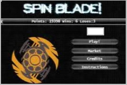GUIDE SPIN BLADE TOPS poster